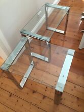 Twin coffee tables; barely used!! Purchased for $500. Balgowlah Manly Area Preview
