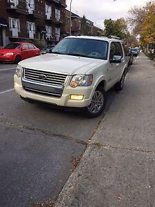 FORD EXPLORER 2008 LIMITED EDITION