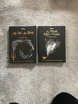 Disney Twisted Tales Set Of Two