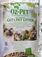 Oz Pet Litter 15kg $20 or 5 Bags for $97.50 with Free Delivery. Penrith Penrith Area Preview