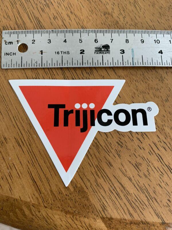 Trijicon Sticker
