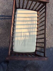 Large cradle. $50.00