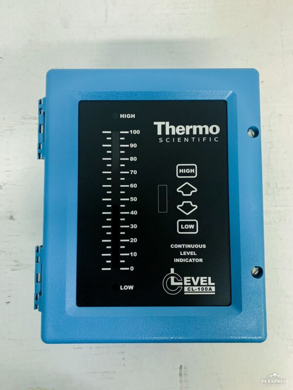 Wow! Thermo Scientific CL-100A Ramsey Pro-Line Continuous Level Indicator, MN1