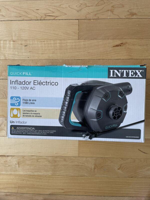 Intex Quick-Fill Air Pump Series