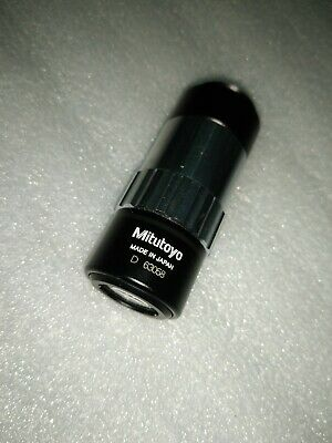 Mitutoyo Qv-objective 1x0.055 Microscope Objective Lens