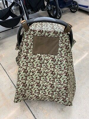 Baby carrier canopy with window  for sale  Shipping to India