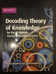 DECODING THEORY OF KNOWLEDGE