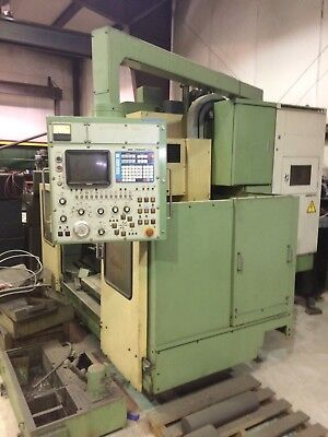 Mori Seiki Mv3535 Cnc Machining Center