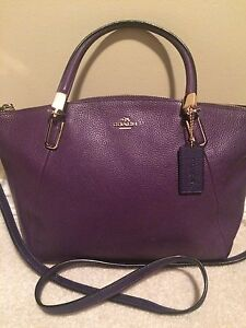 100% AUTHENTIC COACH BAG, BARELY USED