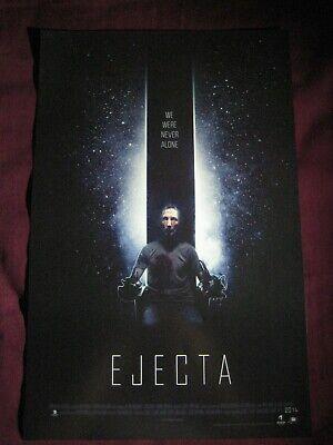 Ejecta Septic Man Movie Poster Fan Expo Comic Con Promo 2014 Julian Richings