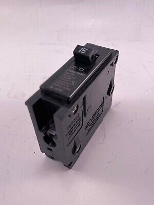 Challenger C115 Circuit Breaker 15a 120240vac Used