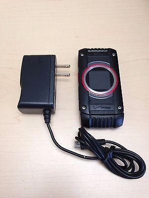 Casio G'zOne Ravine 2 C781 - Black (Verizon) Cellular Phone - GOOD CONDITION