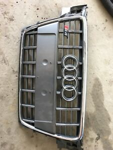 Audi s4 front grill