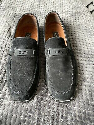 Mens Versace Classic Loafers