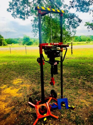 HYDRA-DRILL /  Deeprock ® Super HD55  Water WELL BORING DIY Drilling MACHINE