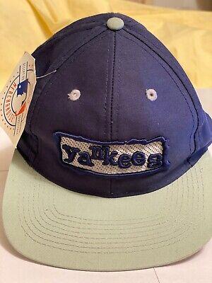 New York NY Yankees Snapback MLB Baseball Cap 90's Vintage / Classic...