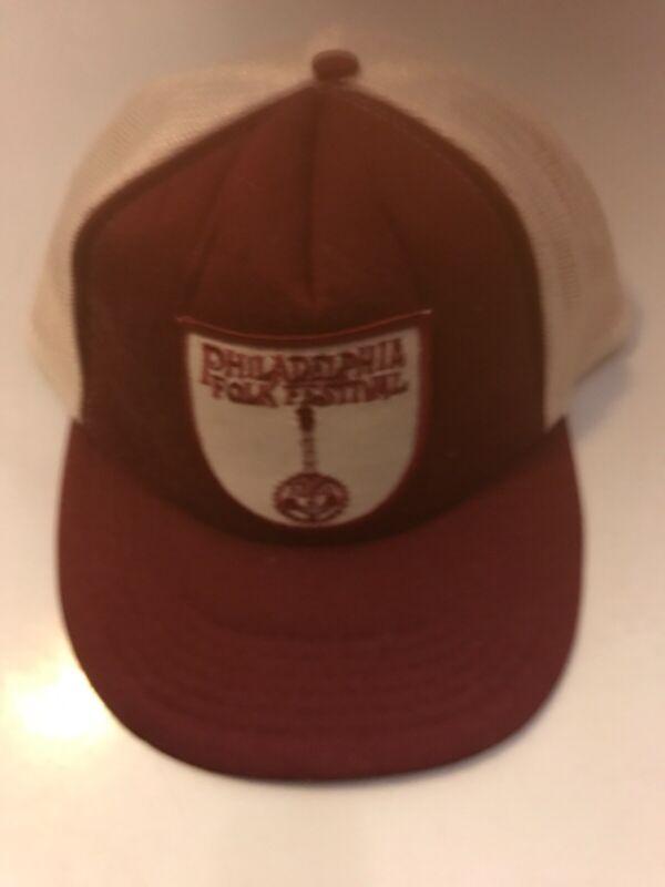 Philadelphia Folk Festival hat