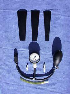 Test Kit Pressure (Vacuum) Leak Down 2 Stroke Stihl Husqvarna Poulan Echo Air