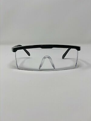 Hqrp Chemistry Lab Protective Eye Goggles Safety Transparent Glasses Medic Use