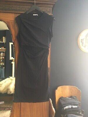 Alexander Wang Tank Cotton Dress, Midriff Baring