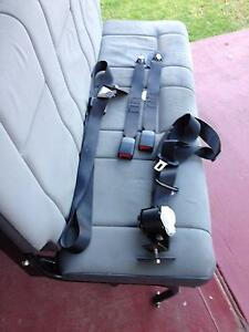 3 seats to fit Toyota Hiace Model******2012 with seat belts Plumpton Blacktown Area Preview