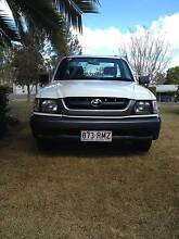 2005 Toyota Hilux Ute 2WD Nanango South Burnett Area Preview