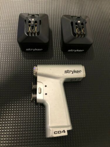 Stryker 4405 Cordless Driver 4 with 2 x 7212 Batteries