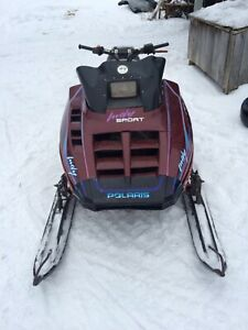 Polaris Indy 440 Find Snowmobiles Near Me In In Ontario From