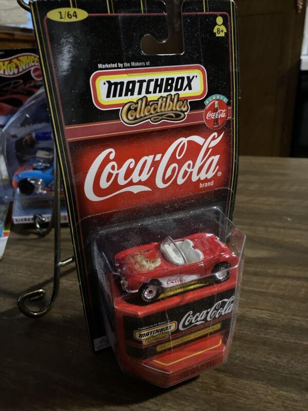 Coca-Cola Red 1957 Corvette