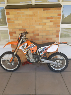 2005 KTM 450EXC Lams approved