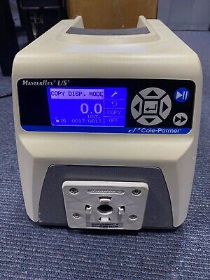Cole-parmer Masterflex Ls Digital Drive Peristaltic Pump 7523-90