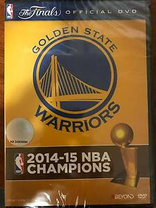 DVD - Golden State Warriors 2014-15 NBA Champions Caboolture South Caboolture Area Preview