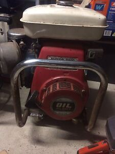 Honda 5kva Generator San Remo Mandurah Area Preview