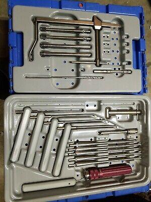 Stryker 234-020-000 Acl Instrumentation Set Knee Arthroscopy Endoscopy