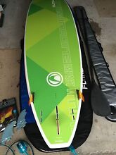 "SUP Imagine 9'8"" Impact-Dave Kalami surf model as NEW Coomera Gold Coast North Preview"