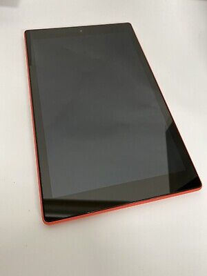 Amazon Kindle Fire HD 10 16Gb Wi-Fi, 10.1 inch - Red New No Box