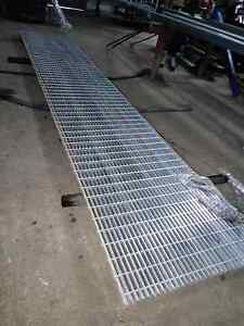 Walkway grating aluminium Wingfield Port Adelaide Area Preview