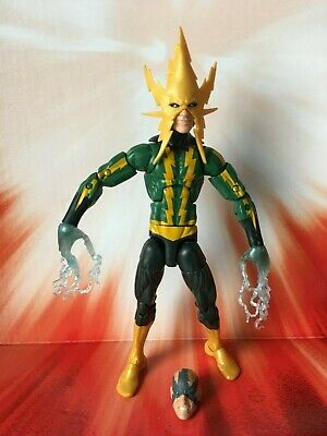 Marvel Legends Hasbro Space Venom BAF Series Electro Action Figure (H)