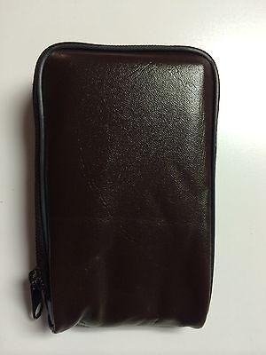 Brown Case for HP Woodstock Nut Calculators HP 21/25/25c/29c/22/27/41c/41cv/41cx