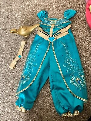 Disney Girls Jasmine Aladdin Costume