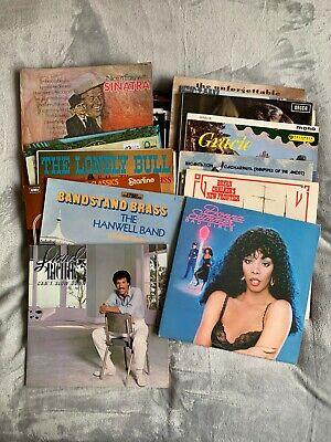 """Pick any 12"""" Vinyl LP 75+ records 50s 60s 70s 80s £1 each"""