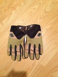 Men's The North Face Dirt Devil biking gloves size Large new