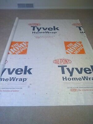 9 Foot Roll- Tyvek By The Linear Foot Ultralight Groundcloth Tarp