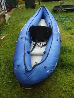 Inflatable kayak canoe  Lethbridge Park Blacktown Area Preview
