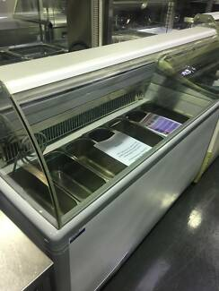 Bromic Angle Top Gelato Display FENICE-7