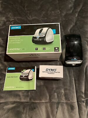 Dymo Labelwriter 450 Model 1750110 Thermal Printer