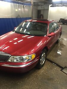 Safetied 98 Lincoln continental  NEED IT GONE TODAY !!!!!