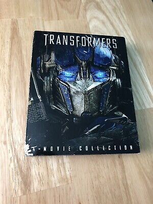 Transformers - Ultimate 4-Movie Collection HD