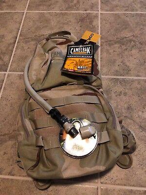 CamelBak M.U.L.E. 3Liter/100oz Hydration Desert Camo 72150 *NEW + FREE Shipping*