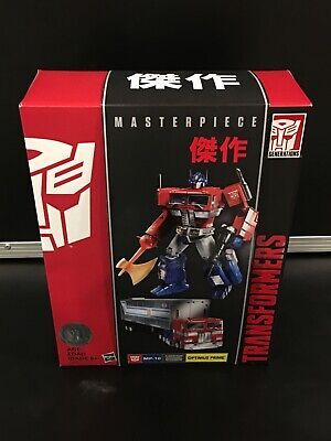 "Optimus Prime Masterpiece Transformers MP-10 Toys R US ""Factory Sealed"" Mint"